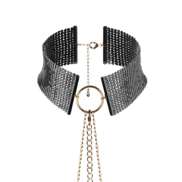 Imagen de Désir Métallique - Collar metálico negro
