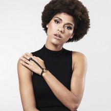 MAZE - Hand Bracelet Harness Black
