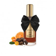 LIGHT MY FIRE · Chocolate warming massage oil