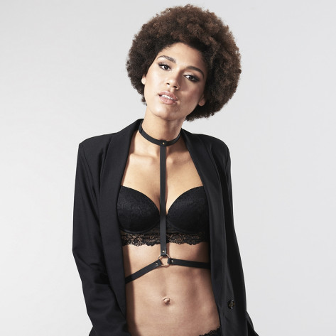 MAZE Harness Vegan Leather by Bijoux Indiscrets