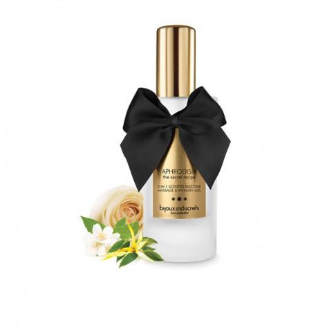 APHRODISIA 2 en 1 - Gel parfumé à base de silicone
