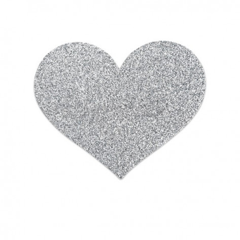 Flash Heart silver