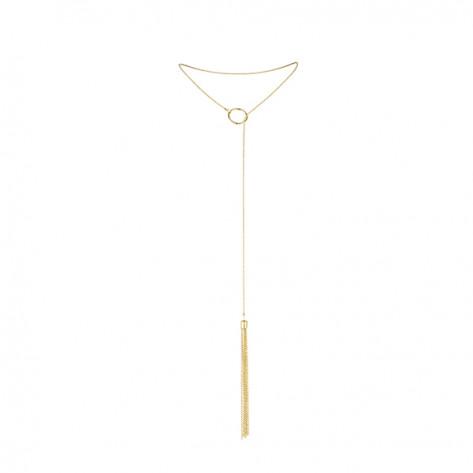 Magnifique Tickler Pendant Chain - Gold