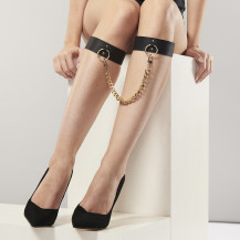 MAZE - Knee Cuffs Black