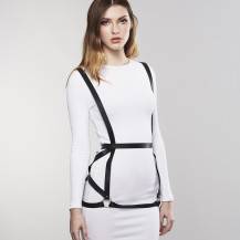 MAZE - Arrow Dress Harness Black