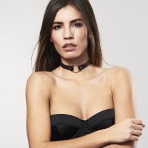 MAZE Choker Vegan Leather by Bijoux Indiscrets