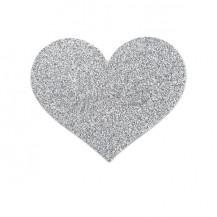 Flash Heart silver