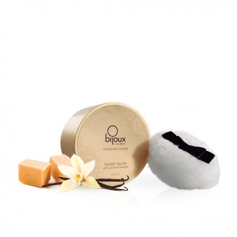 Sunset Glow Body Powder