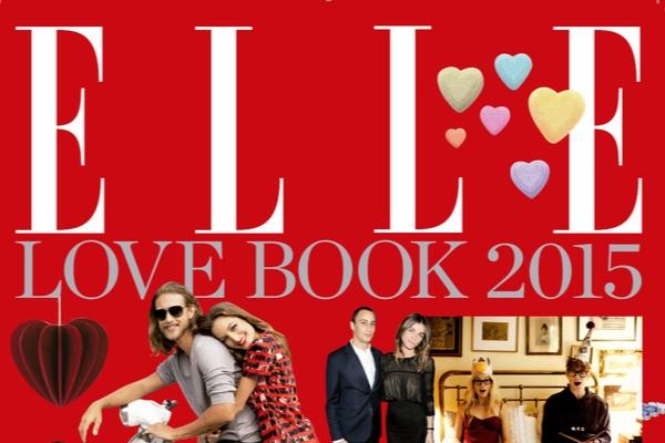 ELLE LOVE BOOK